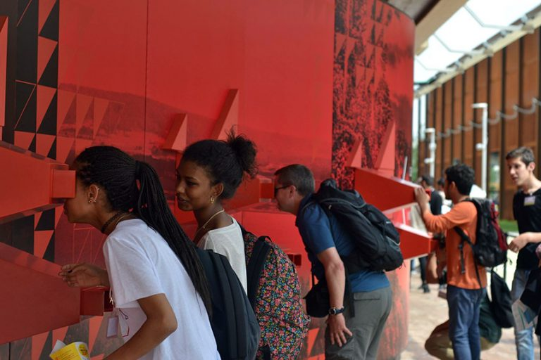 Cinco premios al pabellón de Angola en Milán 2015
