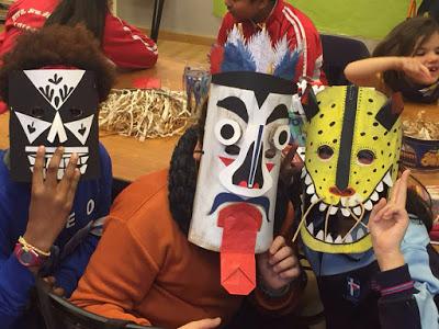 Papel, Tijeras… Máscaras!