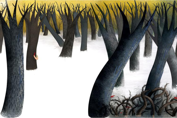 Alejandra Fernández - Pípala - Dentro del Bosque