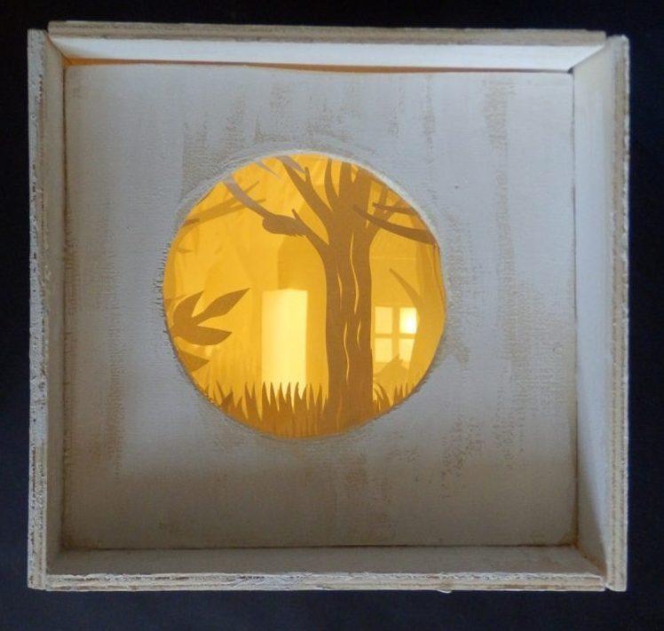Dioramas Dentro del Bosque - Alejandra Fernández