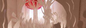 Artesanía dioramas bosques
